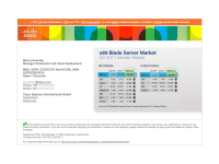 Custom Layout: Cisco
