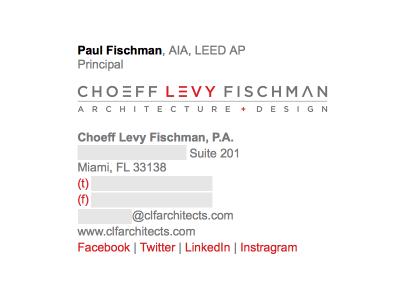 Image On Top: Cheff Levy Fischman