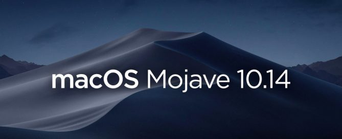 Install HTML email signature in Apple Mail on macOS Mojave 10.14 - Cover